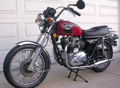 Triumph Bonneville T140 parts